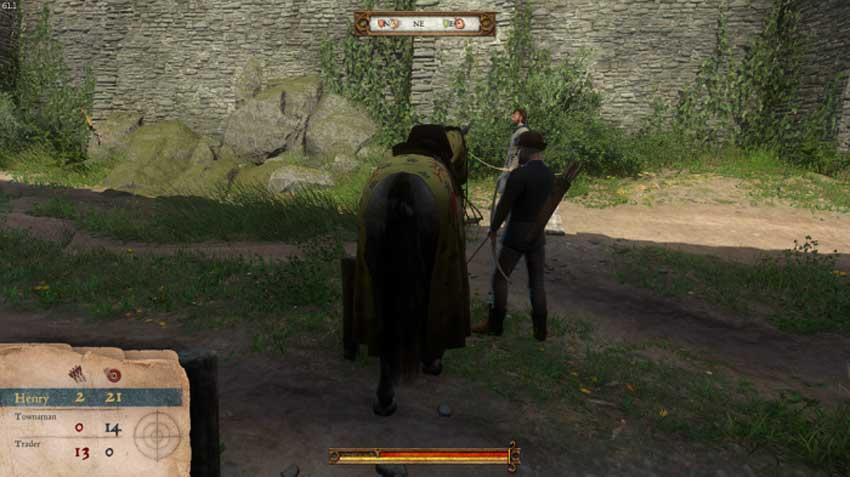 ganar el concurso de tiro con arco en Kingdom Come Deliverance