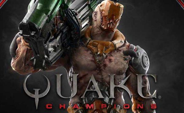 Quake Champions – Desvelado el contenido de la nueva actualización gratuita