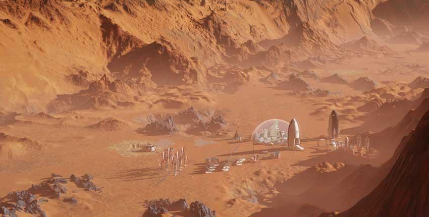 conseguir Oxigeno en Surviving Mars