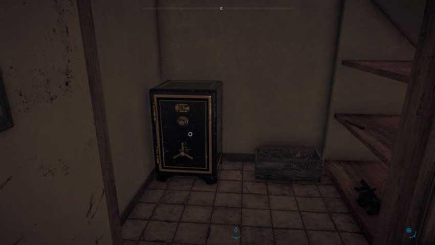 Localización de las cajas fuertes en Far Cry 5