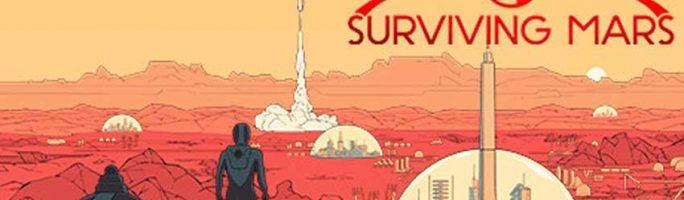 Cómo conseguir comida en Surviving Mars