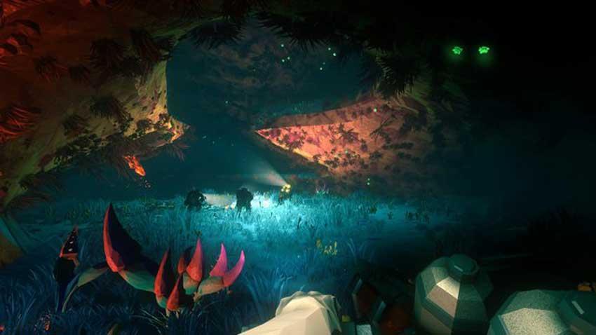 conseguir gemas en Deep Rock Galactic