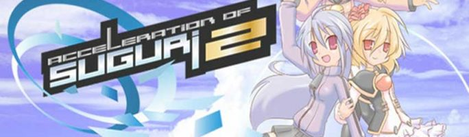 Cómo desbloquear los personajes, fases y música en Acceleration of Suguri 2
