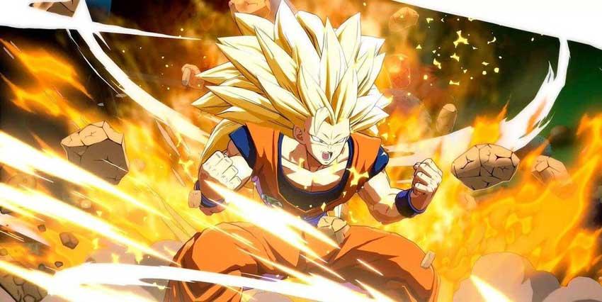 cambiar de comentarista en Dragon Ball FighterZ