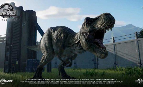 Jurassic World Evolution llegará a nuestras casas el 12 de junio