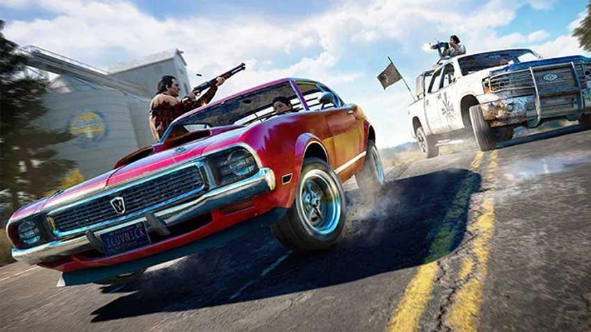Cómo desbloquear el coche secreto en Far Cry 5