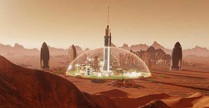 guía de Surviving Mars
