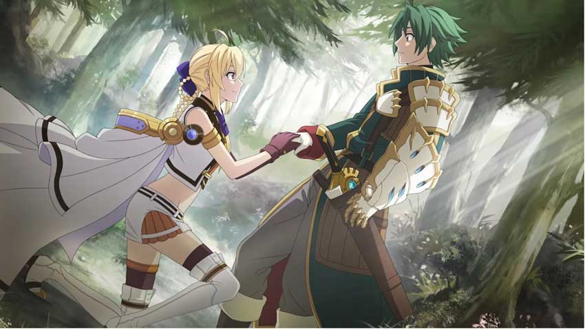 Record of Grancrest