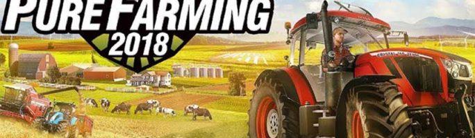 Guía de Pure Farming 2018 – Reparar, limpiar y repostar