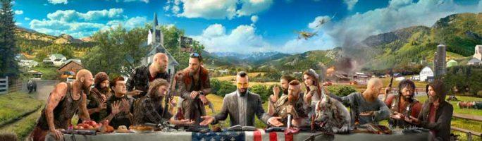 Cómo crear recetas homeopáticas en Far Cry 5 (buffs)