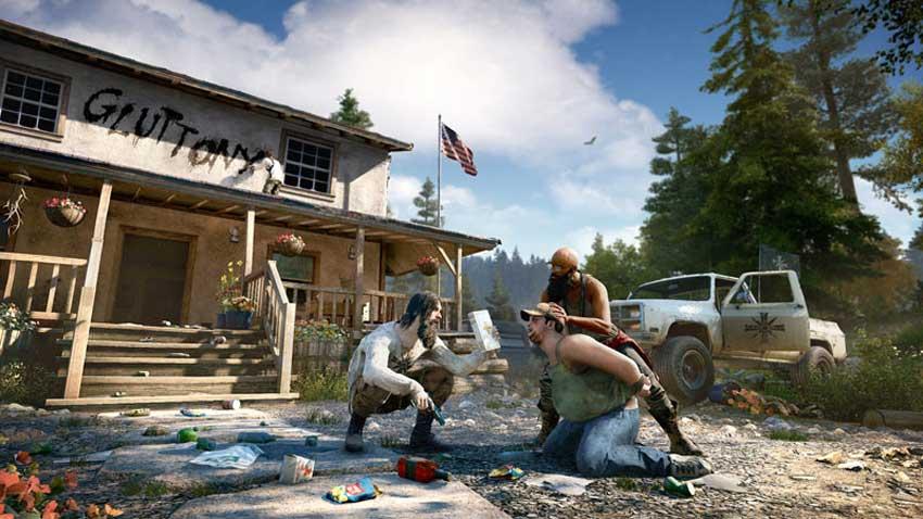 conseguir más huecos para armas en Far Cry 5