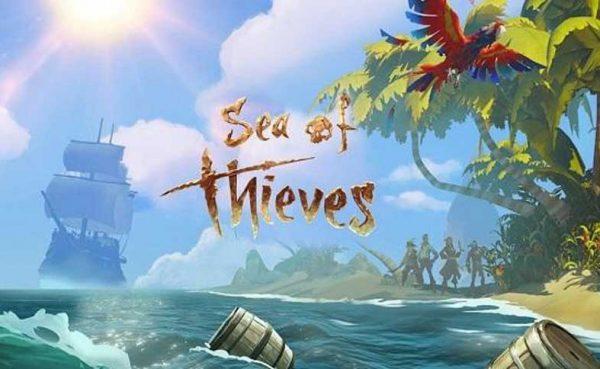 Donde conseguir bolas de cañón, tablones y plátanos en Sea of Thieves