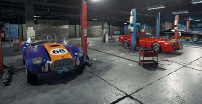 conseguir experiencia en Car Mechanic Simulator 2018