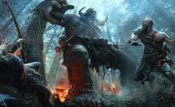 Cómo conseguir las espadas del Caos en God of War 2018
