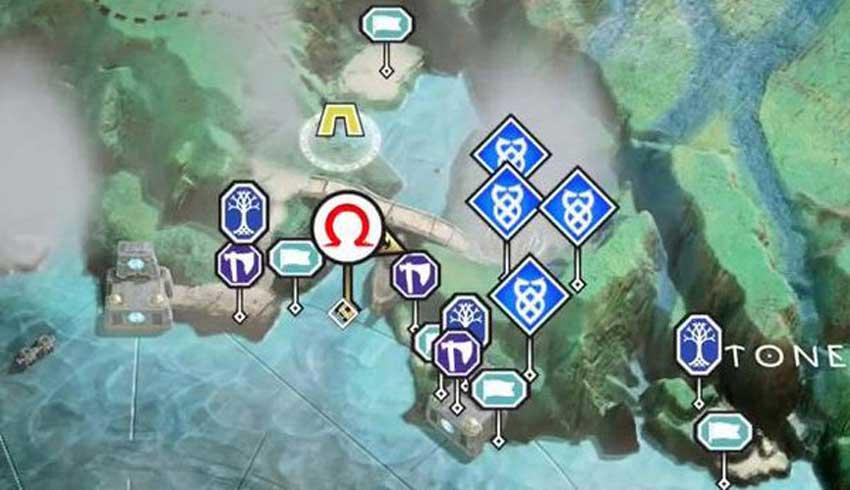 liberar a los Dragones en God of War 2018