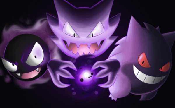Cómo encontrar pokémon de tipo fantasma en Pokémon Go