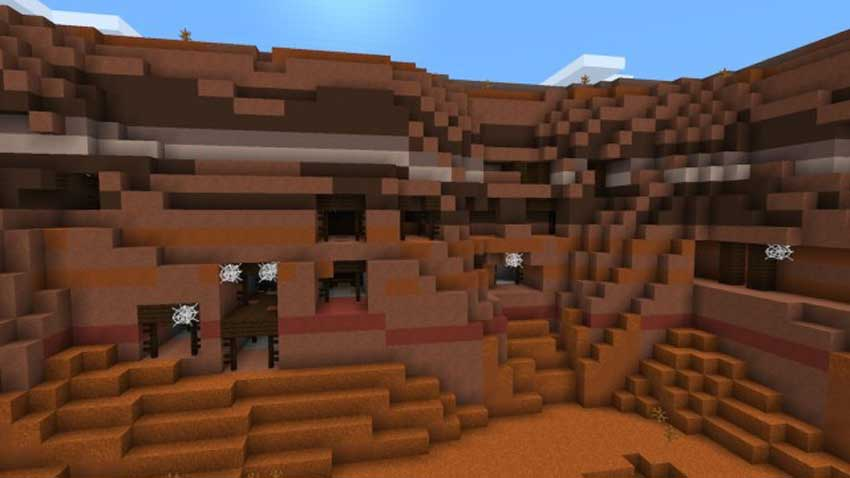 semillas para Minecraft Pocket Edition