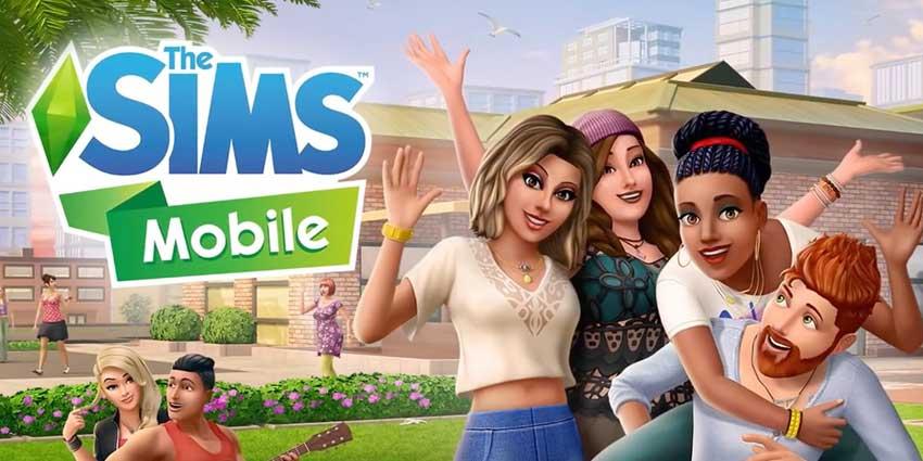 Cómo jubilar a un Sim en The Sims Mobile