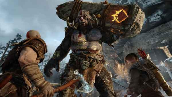 Cómo matar Trolls en God of War 2018