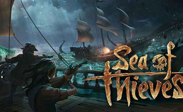 Localización de Merrick en Sea of Thieves