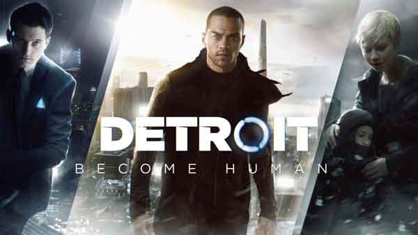 Localización de los graffitis en Detroit Become Human (encontrar a Jericho)