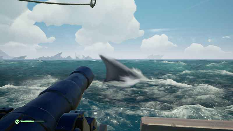 Cómo matar al Megalodon en Sea of Thieves