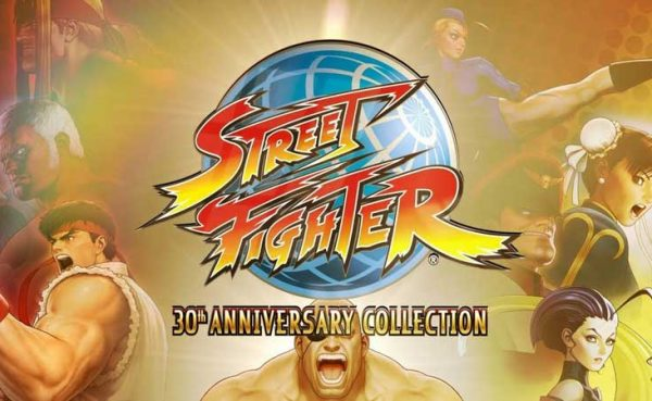 Cómo desbloquear los personajes secretos en Street Fighter 30th anniversary Collection