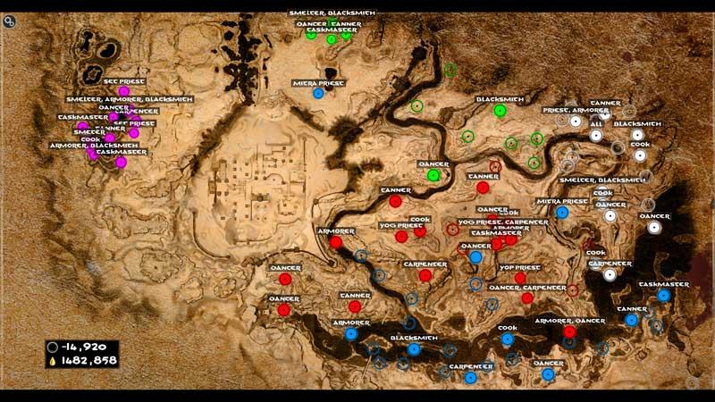 capturar esclavos en Conan Exiles