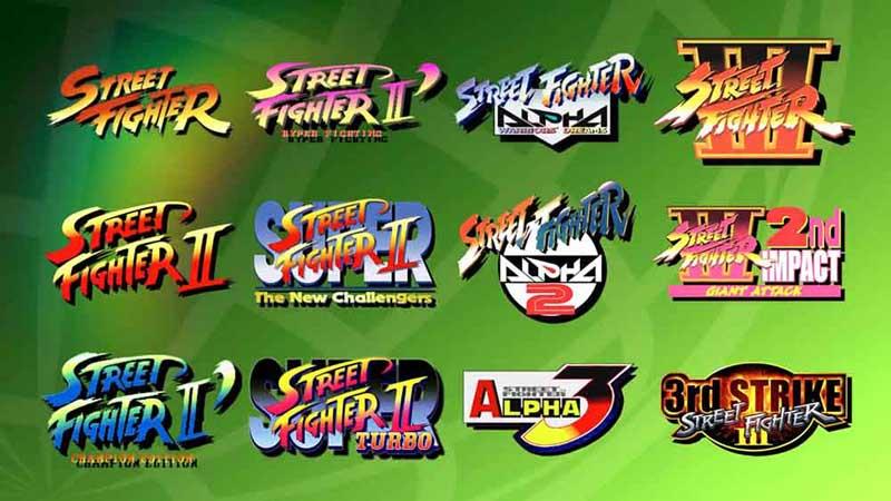 Desbloquear los personajes secretos en Street Fighter 30th
