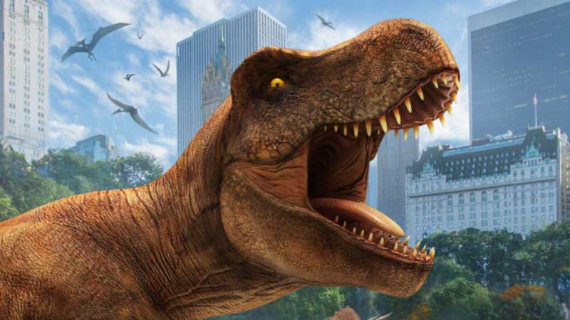 combinaciones de dinosaurios híbridos