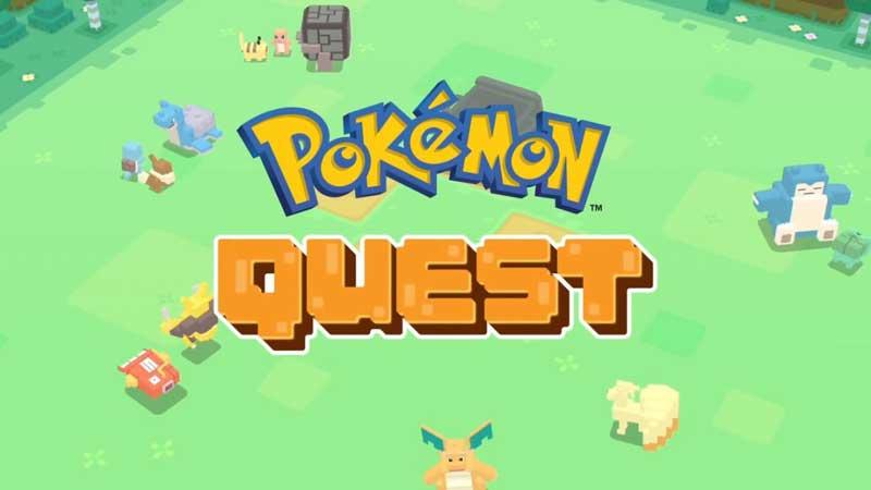 niveles de evolución en Pokémon Quest