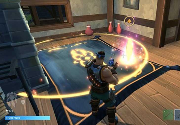 Cómo crear objetos legendarios usando la forja en Realm Royale