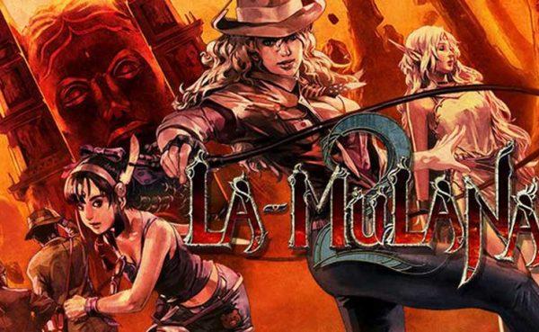 Todas las aplicaciones y efectos de Mobile Super X3 en La Mulana 2