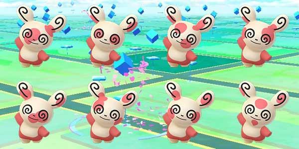 Cómo conseguir a Spinda fácilmente en Pokémon Go
